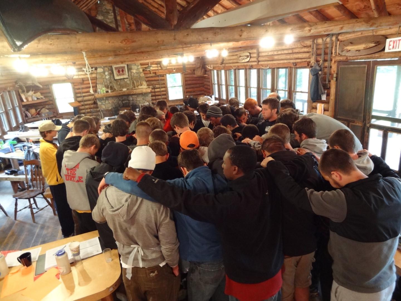 Alumni 'Cabin Groups' forming